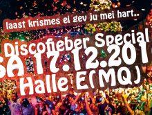Discofieber XXL Weihnachtsparty – 17.12.