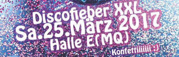 Discofieber XXL Frühlingsgefühle 25.3.