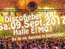 Discofieber XXL meldet sich zurüüüück – 9.Sept.