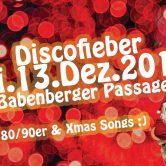 Discofieber Weihnachtsfeier