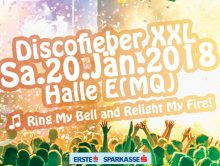 Discofieber XXL welcomes 2018!