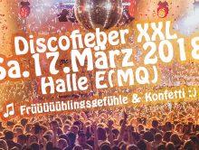Next Stop: Discofieber XXL am 17.März