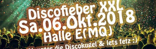 Discofieber XXL am 6.Oktober – let's discooo