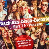 Faschings-Disco-Dienstag – 5.März