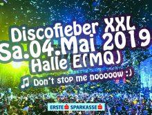 April Termin auf 4.Mai verschoben – let's discoooo im MQ