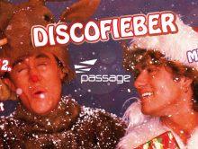 Discofieber X-Mas in der Passage